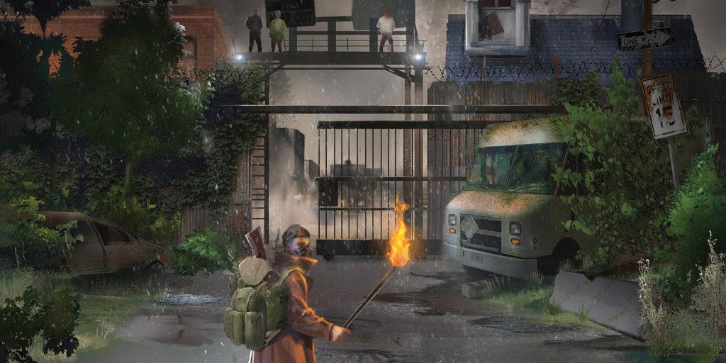 The Refuge – особена състезателна игра със зомбита