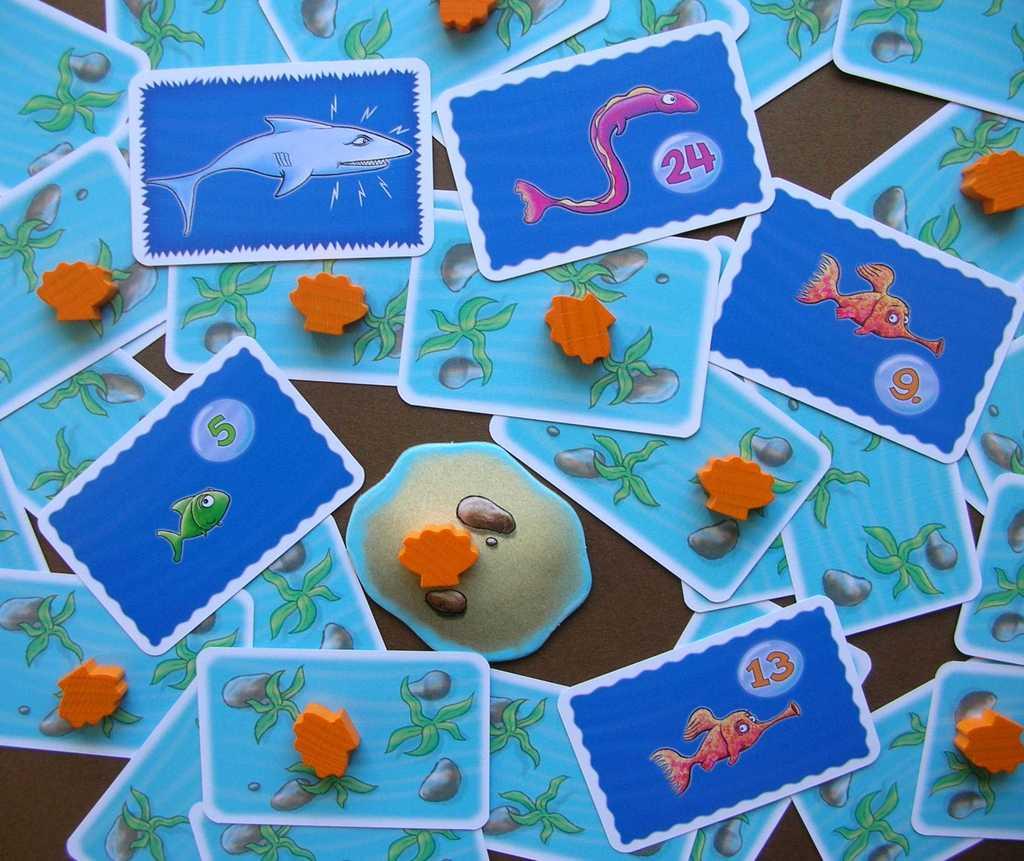 Hi Fisch – объркваща малка игра