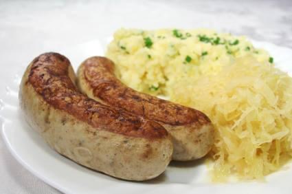 Ммм, немска храна