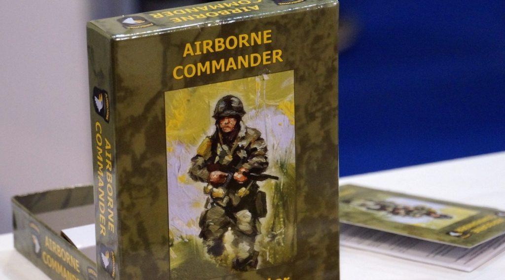 Airborne Commander – Тематичен соло дек билдър