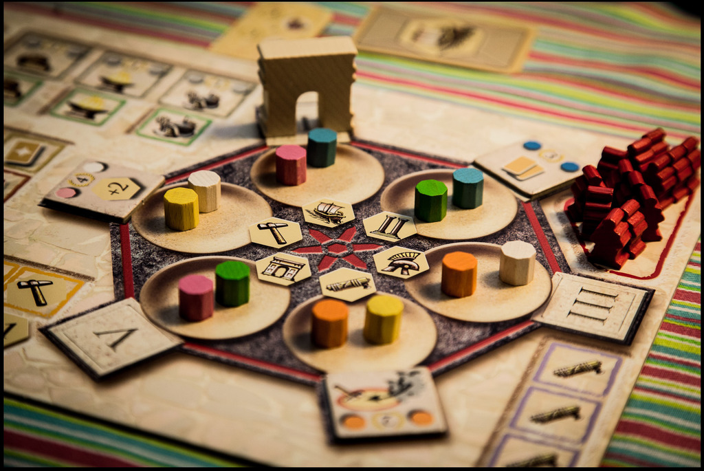 Моят настолен Рим Част III: Trajan