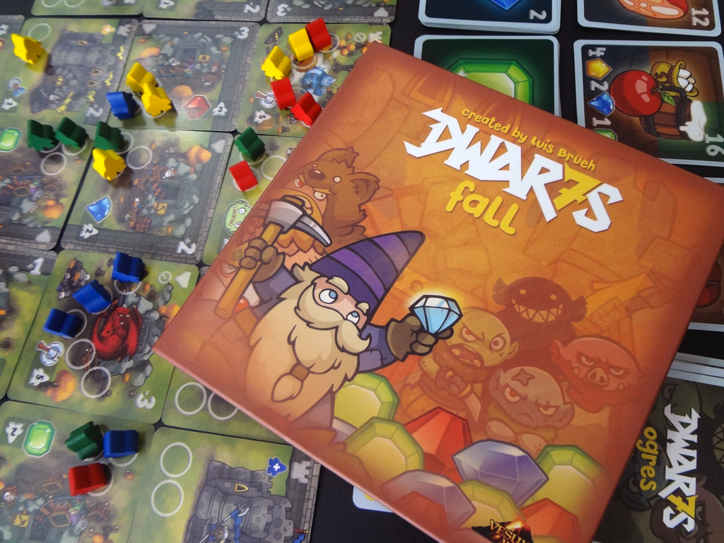 Dwar7s Fall – Забивали ли са кирки в гърба ви?