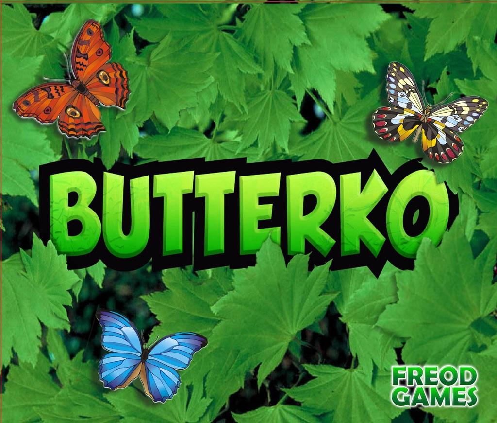 ButterKO – Безумие с пеперудки. Да.