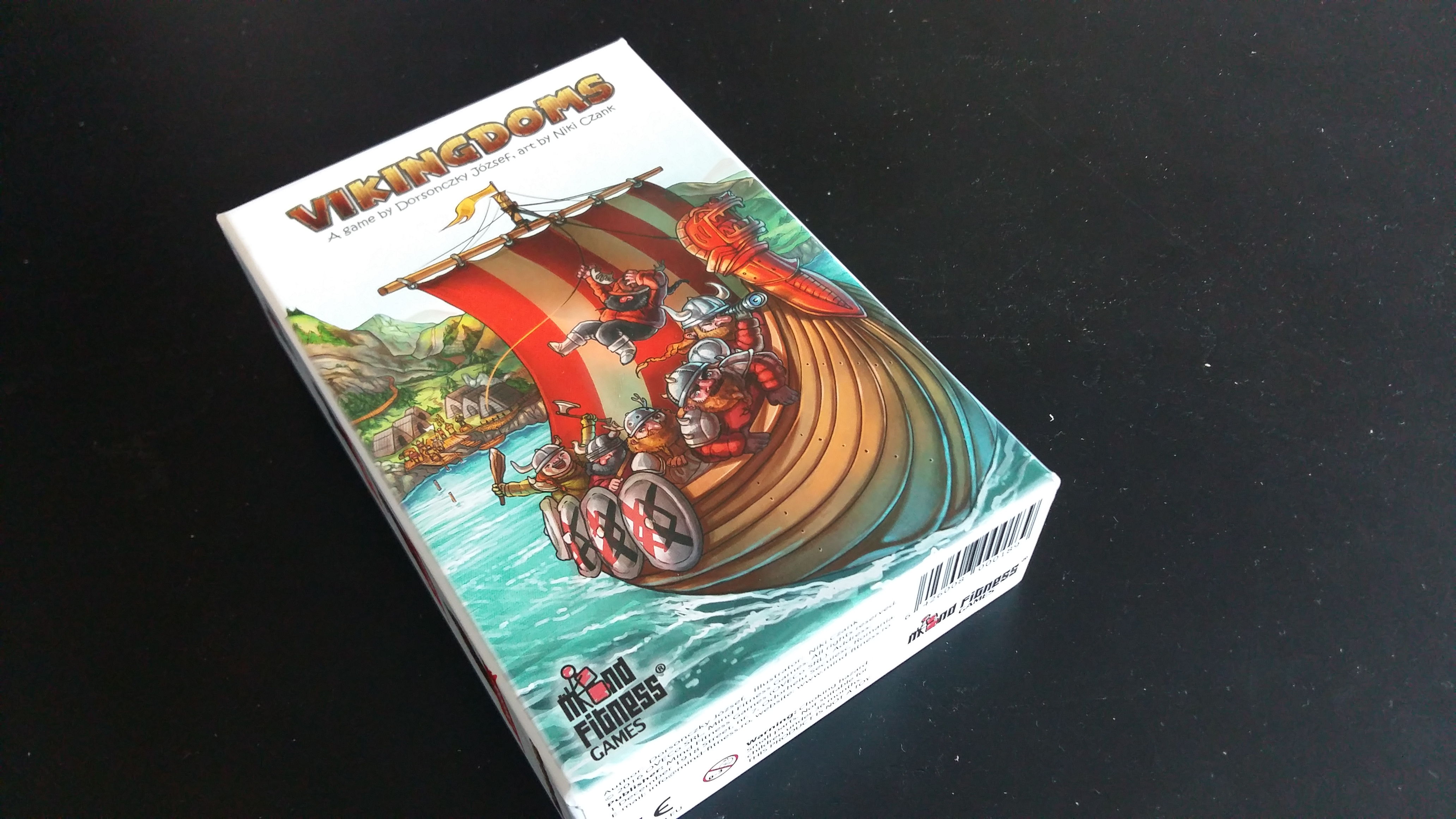 Vikingdoms – Jozsef Dorsonczky 2.0!