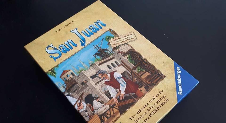 San Juan (second edition) – Изгладеното Puerto Rico!