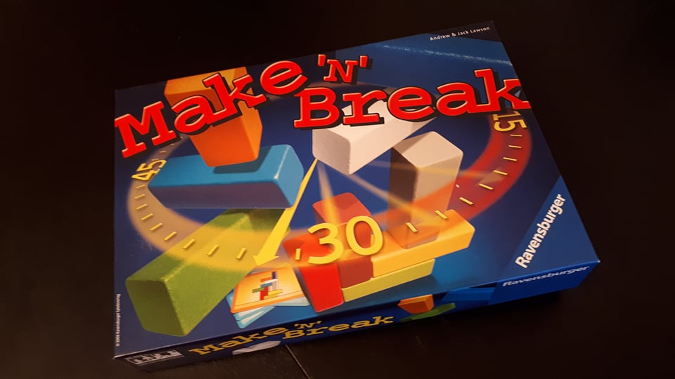 Make'n'Break – кубчета и кулички!