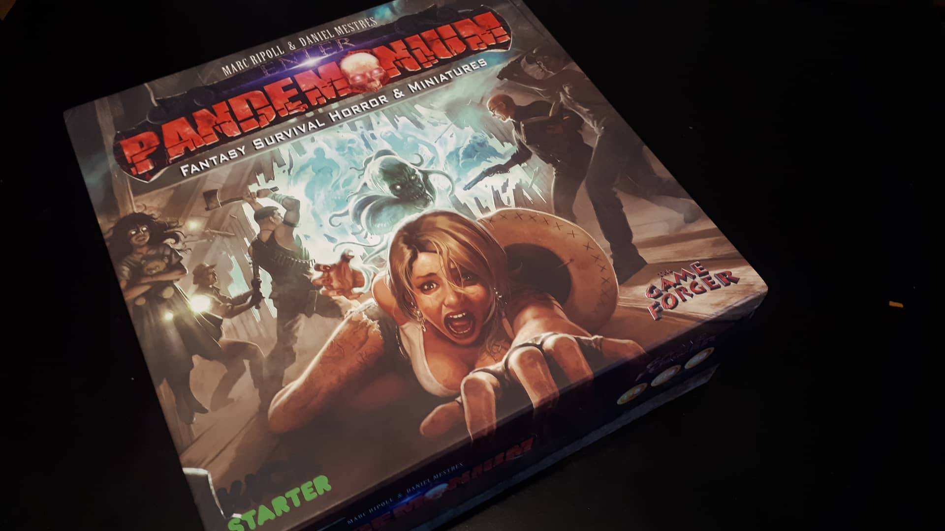 Pandemonium – Cabin in the Woods the Board Game