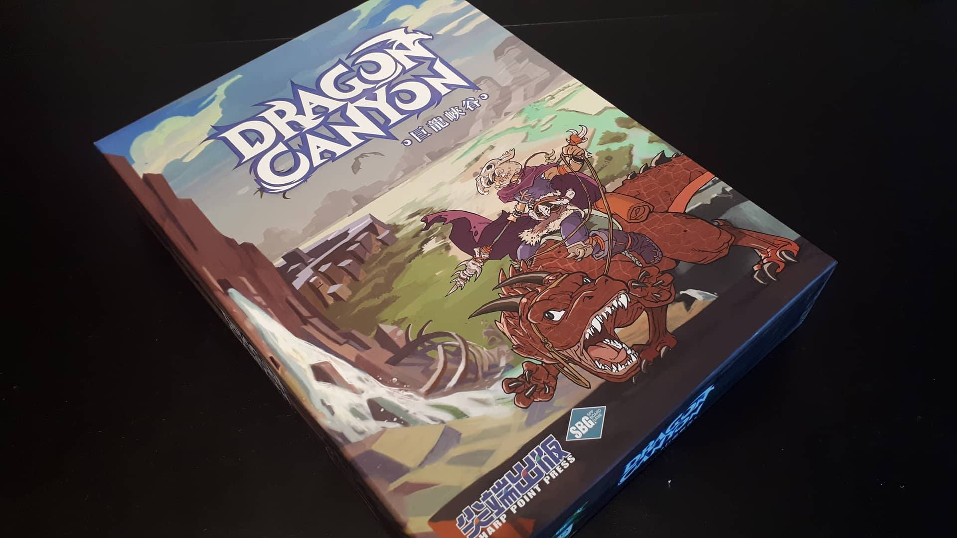 Превю: Dragon Canyon в Kickstarter
