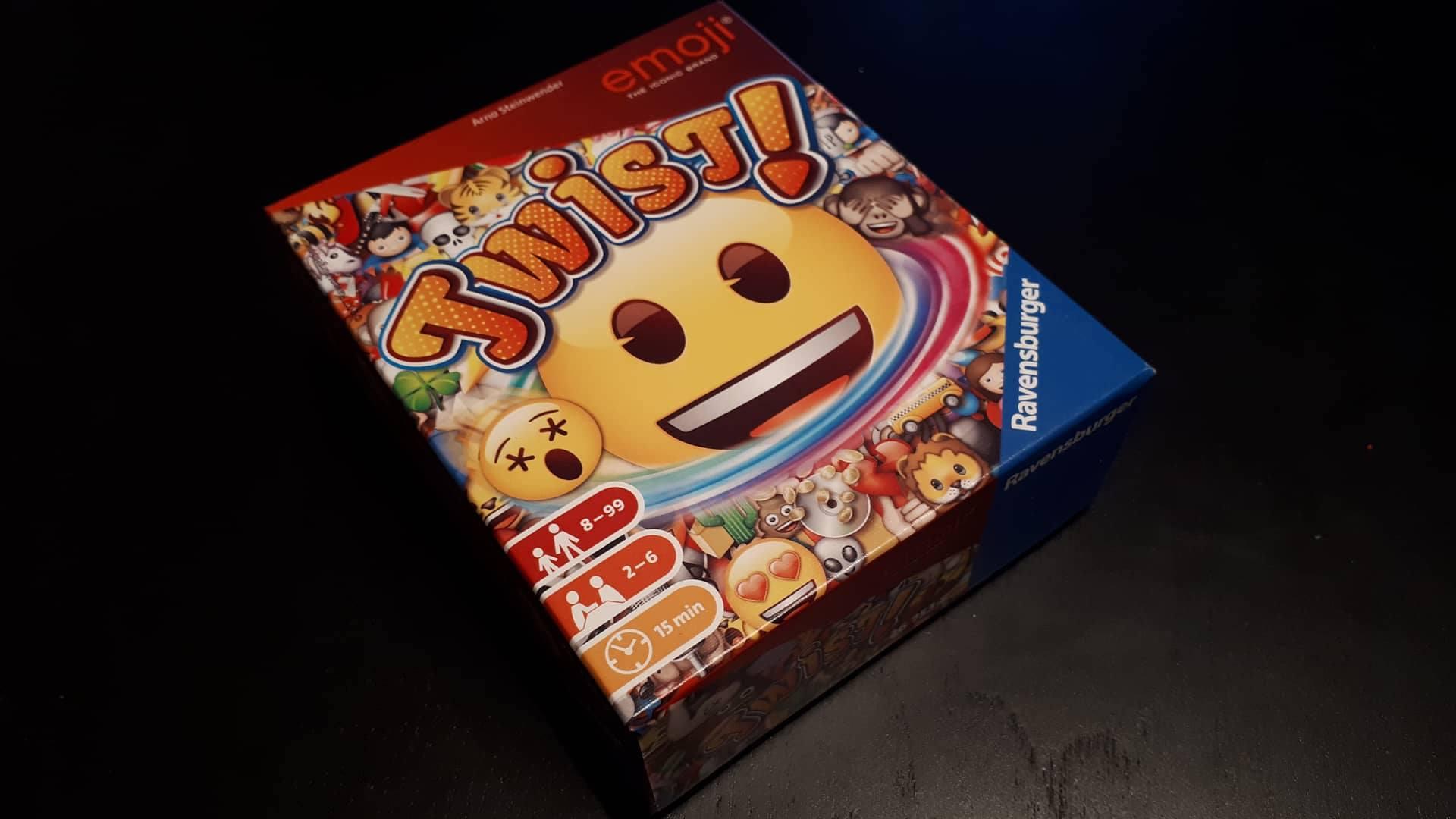 Emoji Twist – Чак пък туист…