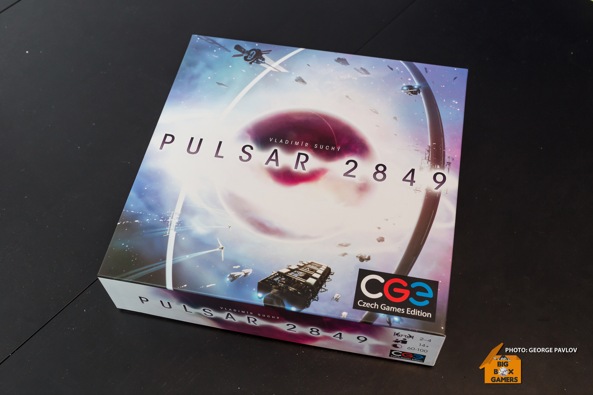 Pulsar 2849 – хитът на CGE за 2017!