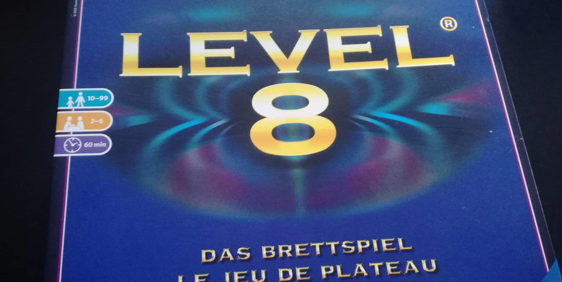 Level 8 The Board Game – Когато нещо работи, защо да не го развалиш