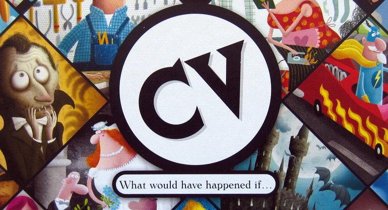 CV – пригответе се за смях!