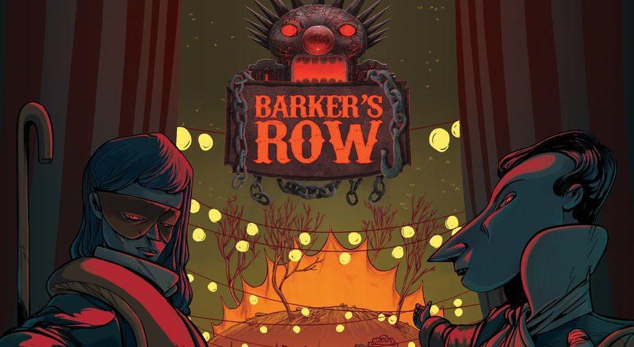 Barker's Row – Когато знаеш как да компенсираш