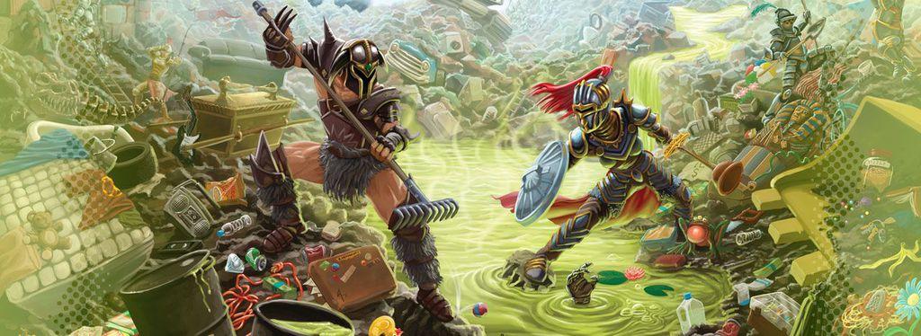 Trash War – На бунището!