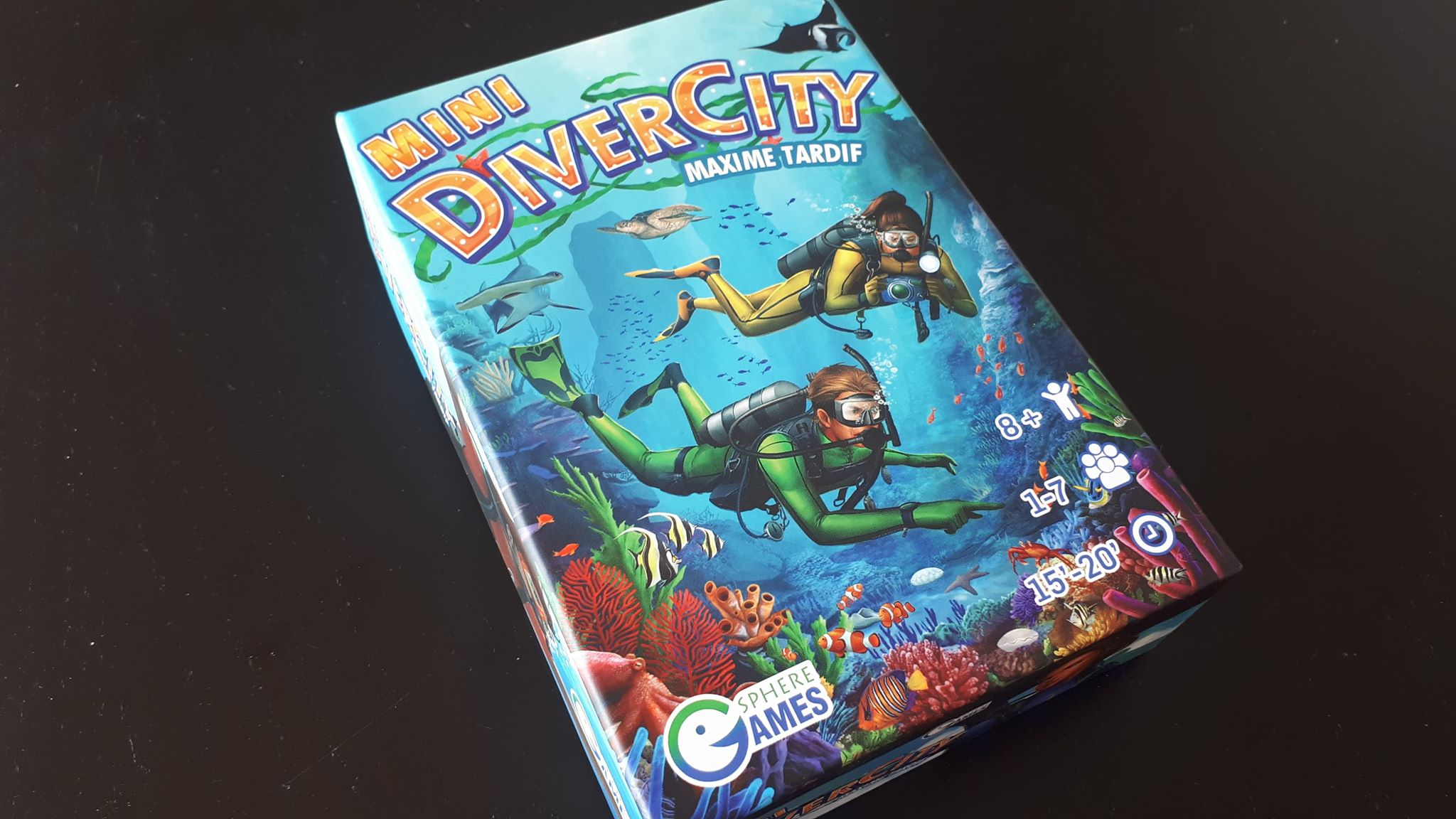 Mini DiverCity – бледо копие на своя оригинал и на доказала се класика