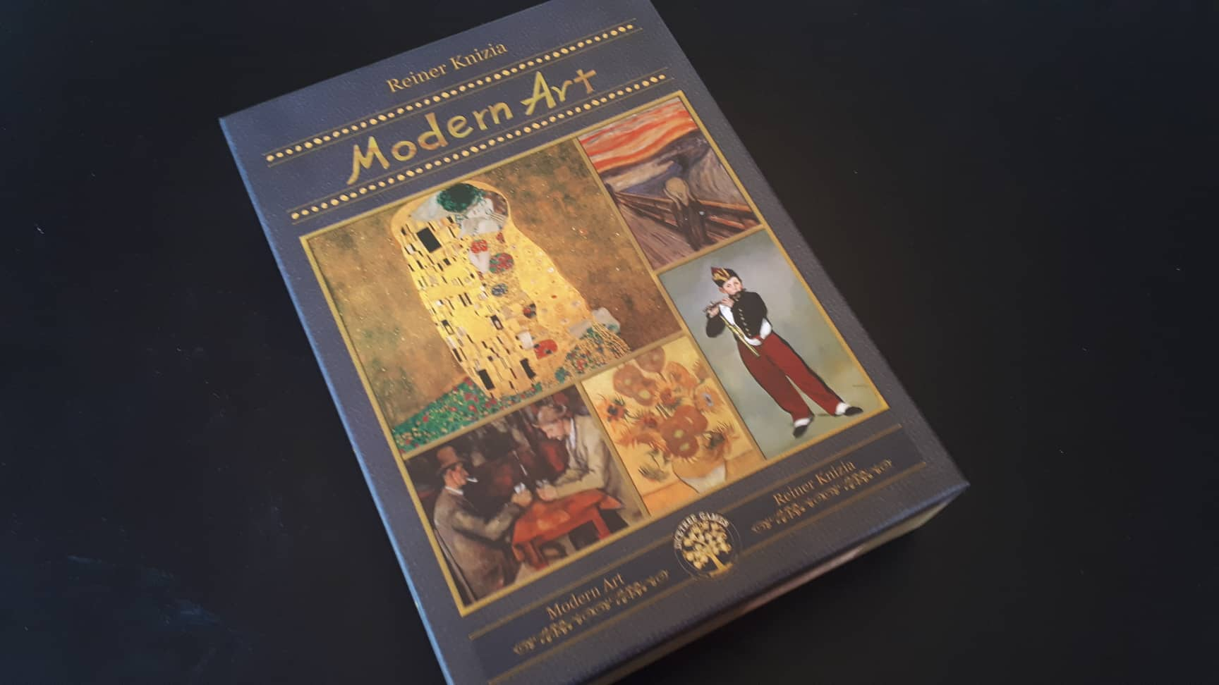 Modern Art: Korean Edition – The Best Edition!