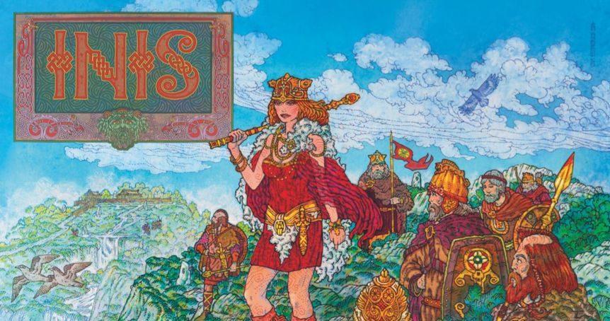 Inis – келтската корона на Matagot