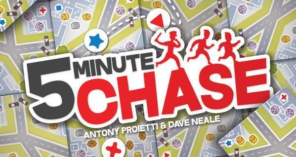 5 Minute Chase – Заглавието казва всичко