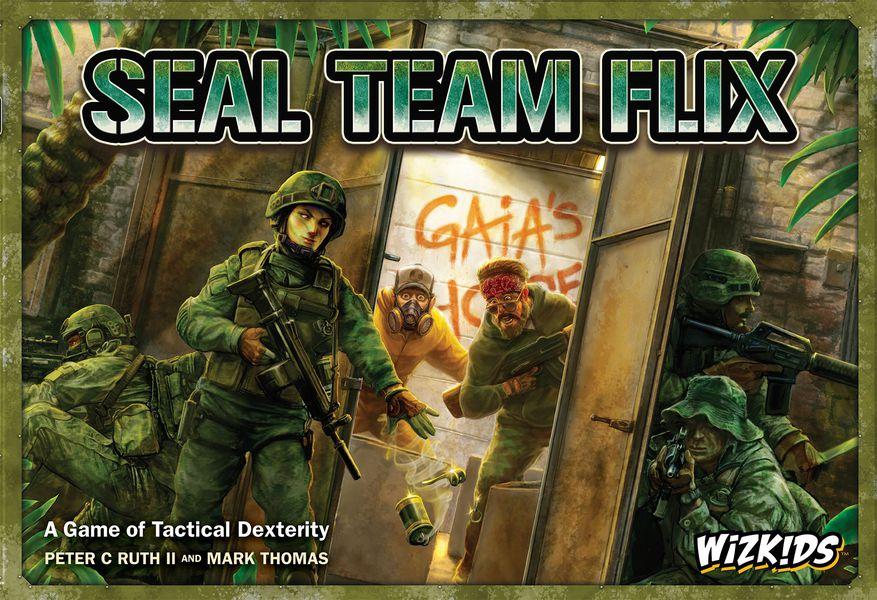 Seal Team Flix – Странен хибрид, който на теория работи
