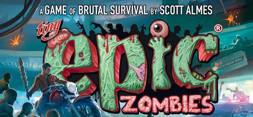 Tiny Epic Zombies – Имам само един проблем…