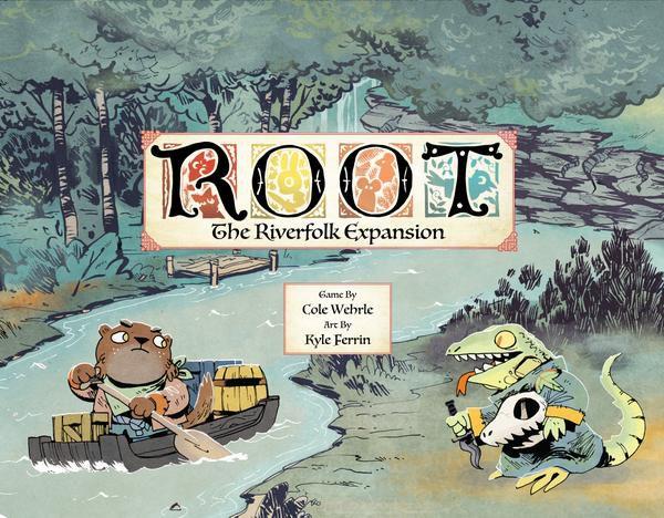 Root: The Riverfolk Expansion – Танцуващите с бобри