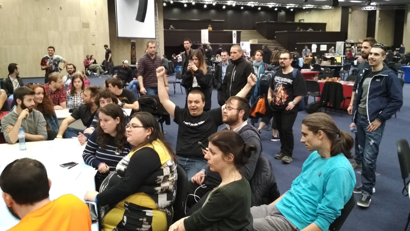 Sofia Board Game Weekend 2019 – фестивалът за прототипи