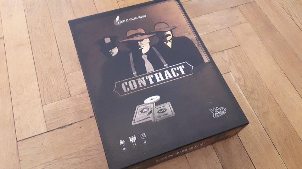 Contract – сред първенците в наддаването