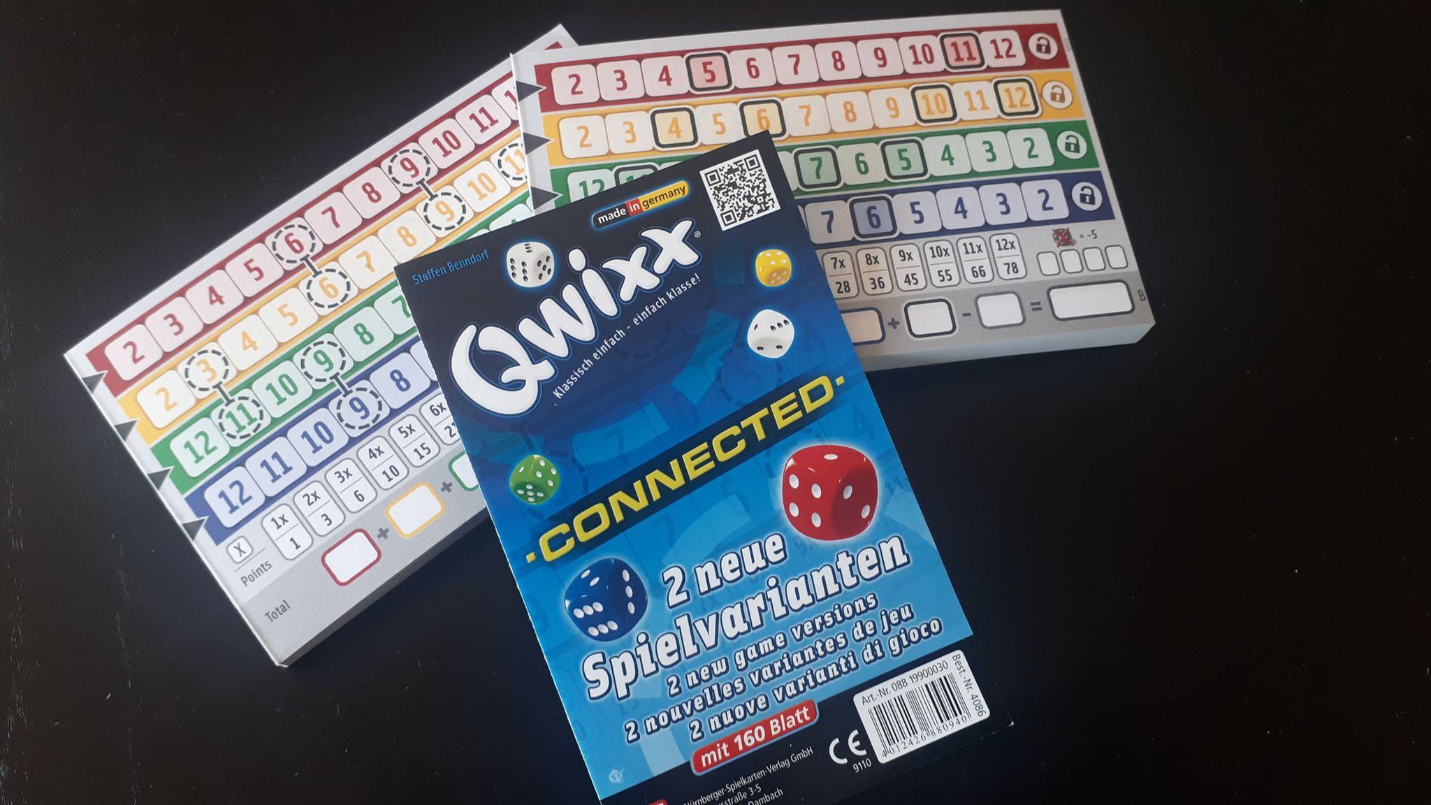 Qwixx Connected – двойно разширение