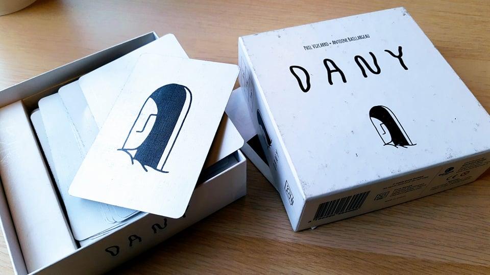Dany – Фройдистка игра за 16+