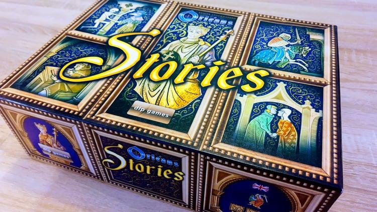 Orleans Stories – Какво пък е това сега и откъде се появи?!