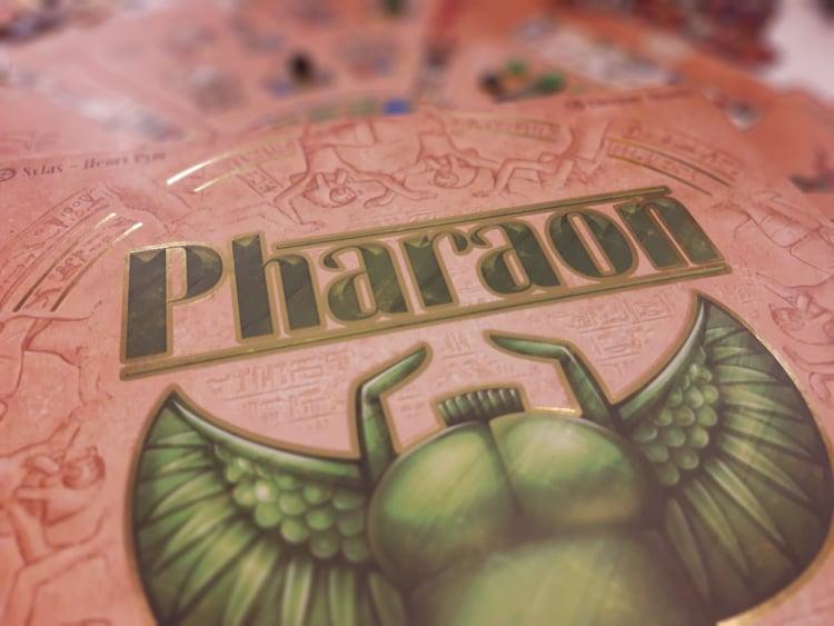 Pharaon – 'Feel Good' евро игра