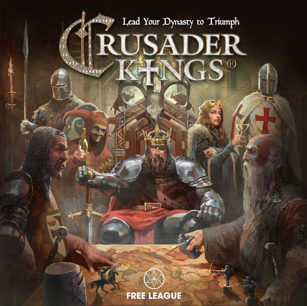Crusader Kings – кратко ревю