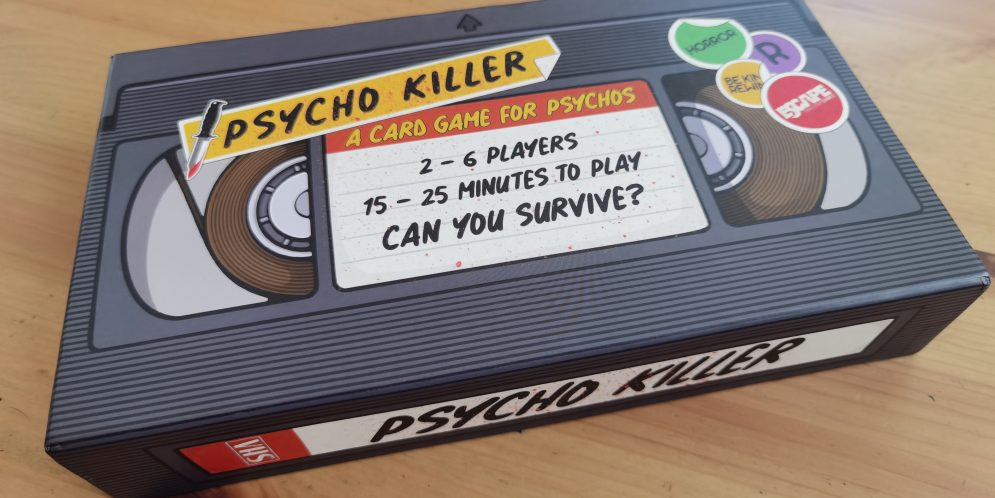 Psycho Killer – Група тийнейджъри объркват пътя…