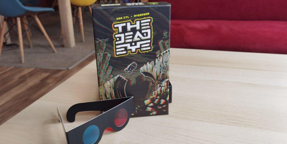 "Тhe Dead Eye – соло игра с ""дълбочина"""