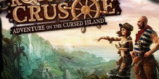 Robinson Crusoe  Сесия – разказ за един непрощаващ остров