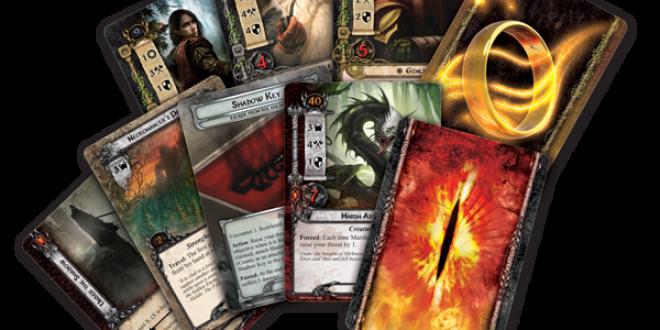 Lord of the Rings LCG – Тема, арт и първото приключение