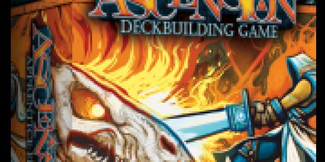 Ascension: Apprentice Edition – една компактна игра!