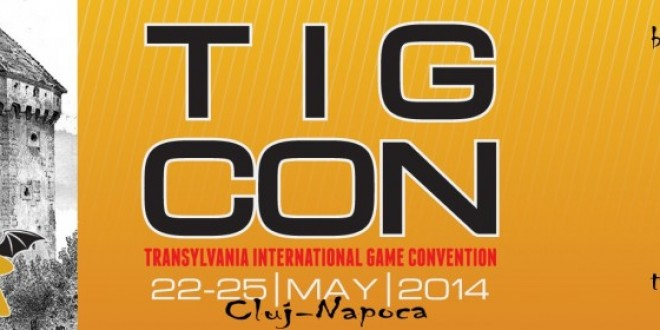 Transylvania International Game Convention