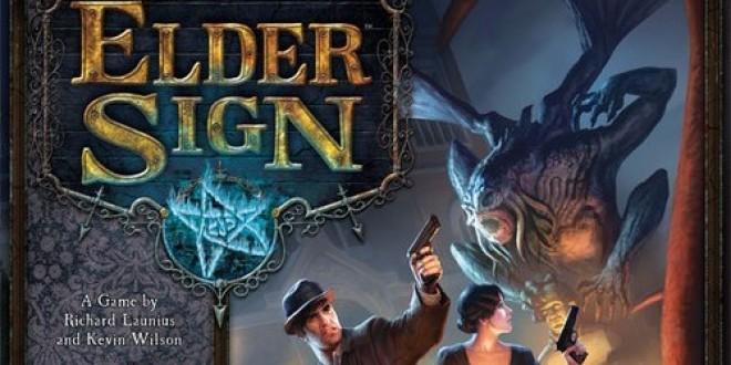 Elder Sign – да се борим с шепа зарове срещу Ктхулу!