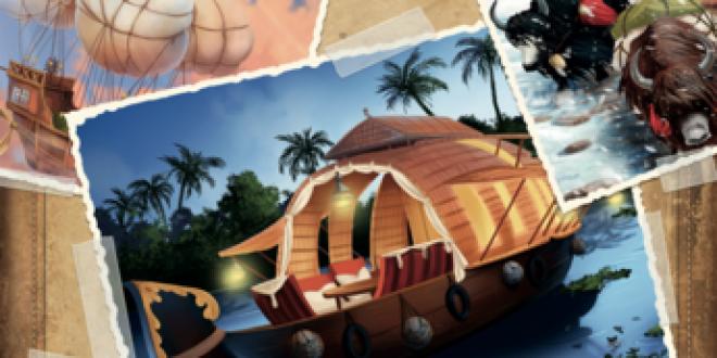 Настолна игра Adventure Tours – Видео ревю