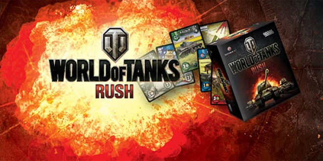 World of Tanks: Rush – една танкова игра!