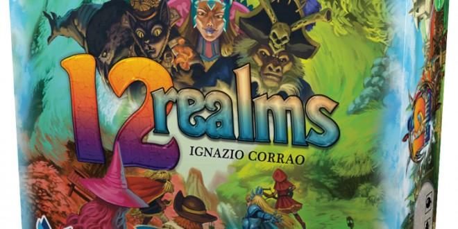 12 Realms – настолна игра за колекционери