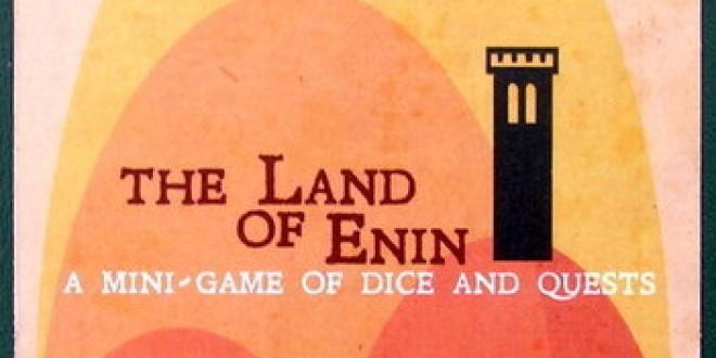 The Land of Enin – Безплатна игра за принтиране