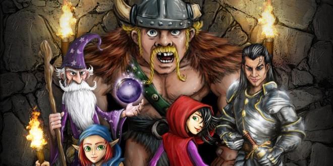 Dungeon Raiders – бързо и хумористично бродене из тъмници!