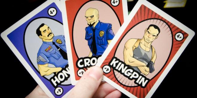Good Cop Bad Cop – светкавична социална игра с дедукция