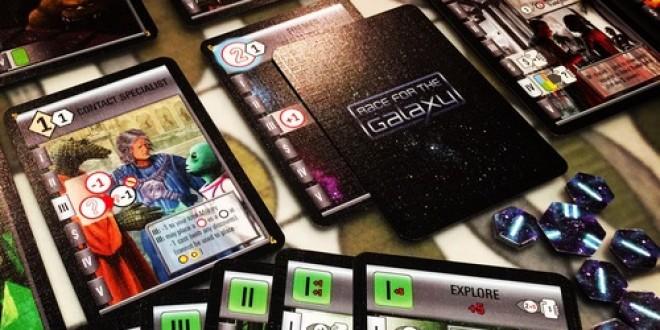 От геймъри за геймъри: Ревю на Race for the Galaxy