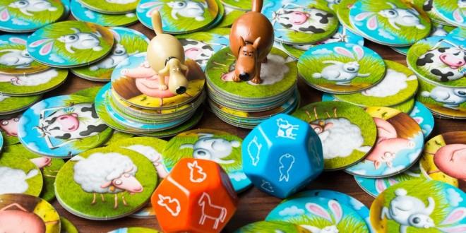 Super Farmer – семейно-детска игра със страхотни компоненти