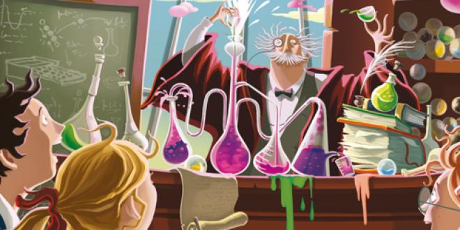 Potion Explosion – настолният вариант на Candy Crush