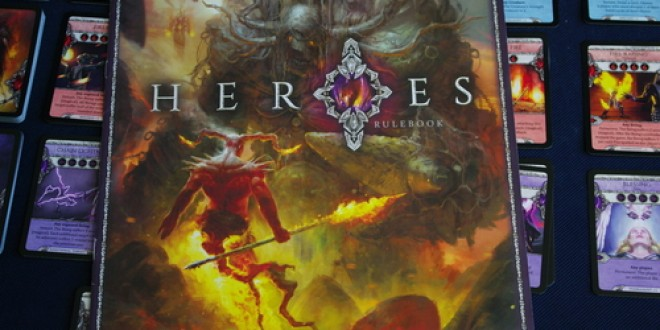 Heroes – Една, ако не друго, красива игра
