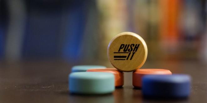 Push it – микро игра, макро кеф